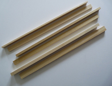 Rolling Guides Large Pair 10.5mm thick